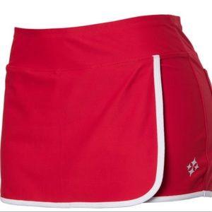 Jofit tennis golf wrap panel shorts